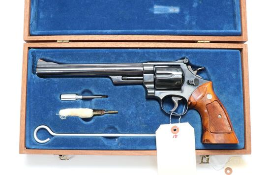 Smith & Wesson 57 Double Action Revolver