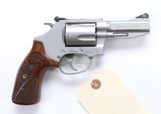 Smith & Wesson 60-16 Pro Series Double Action Revolver