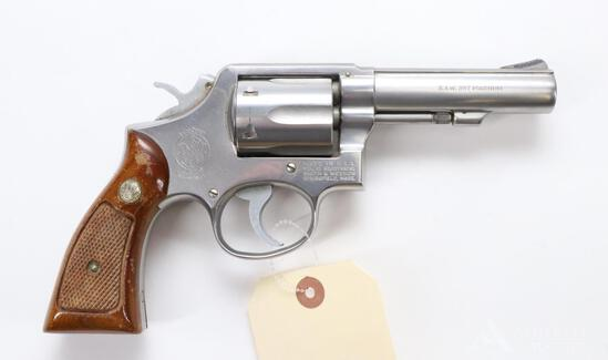 Smith & Wesson 65-1 Double Action Revolver