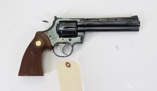 Colt Python 357 Double Action Revolver
