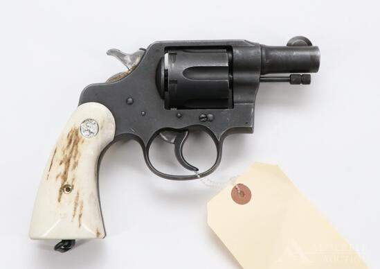 Colt 1917 Army Fitz Special Double Action Revolver