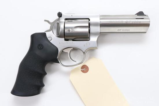 Ruger GP100 Double Action Revolver