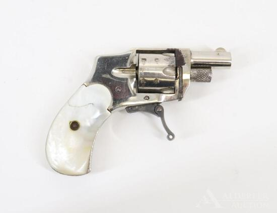 Kolb Baby Hammerless Double Action Revolver