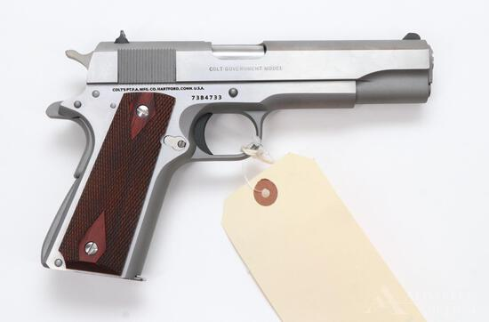 Colt Government MKIV Series 70 Semi Automatic Pistol