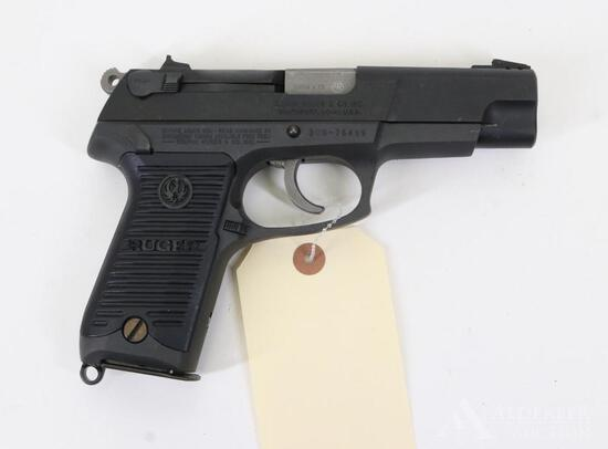 Ruger P85 Semi Automatic Pistol