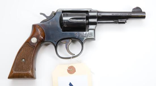 Smith & Wesson M10-7 Double Action Revolver