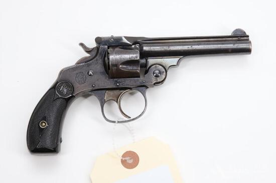 Smith & Wesson .32 DA 4th Model Double Action Revolver