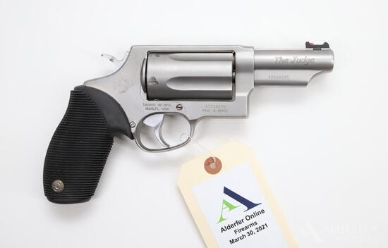 Taurus The Judge Double Action Revolver