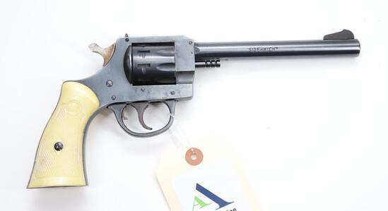 H&R 929 Sidekick Double Action Revolver