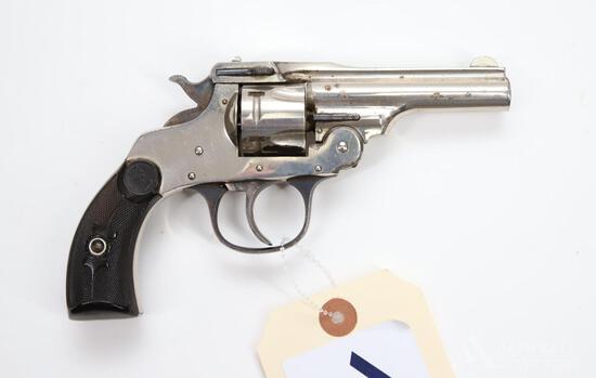 Hopkins & Allen Safety Police Double Action Revolver
