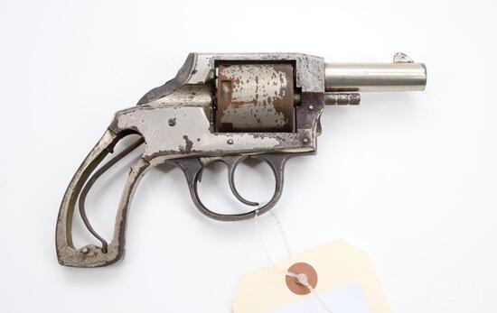 US Revolver Co. Double Action Revolver