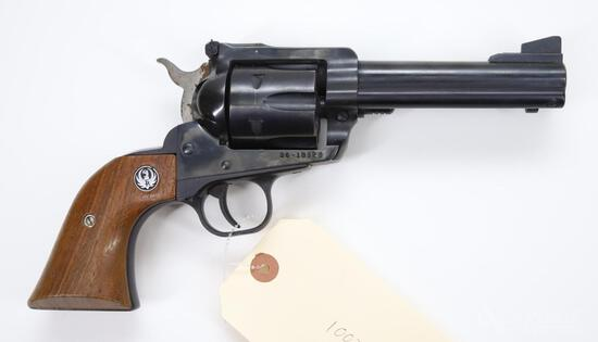 Ruger New Model Blackhawk Single Action Revolver
