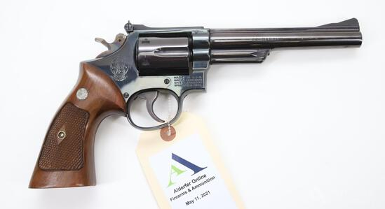 Smith And Wesson Model 53 Double Action Revolver