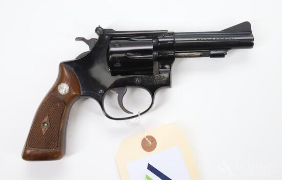 Smith And Wesson Model 43 Double Action Revolver