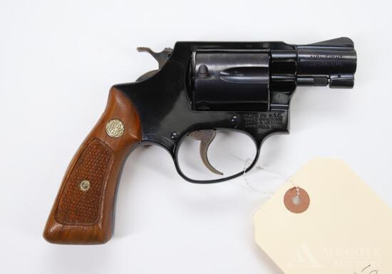 Smith And Wesson Chiefs Special Airweight Double Action Revolver