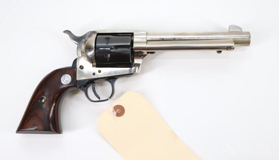 Colt Single Action Army NJ Tercentenary Commemorative Revolver