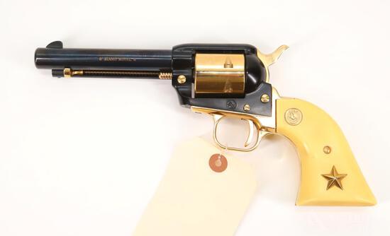 Colt Frontier Scout Alamo Commemorative Single Action Revolver Cased Set