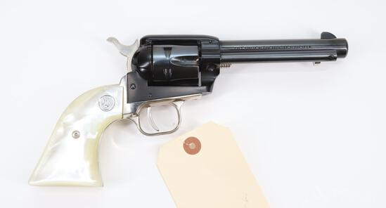 Colt Frontier Scout Kansas Series Chisholm Trail 1867-1967 Commemorative Single Action Revolver
