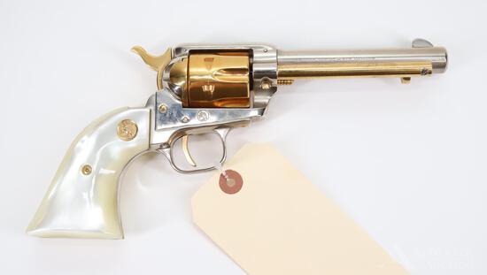 Colt Frontier Scout Lawman Series Pat Garrett Commemorative Single Action Revolver Cased Set