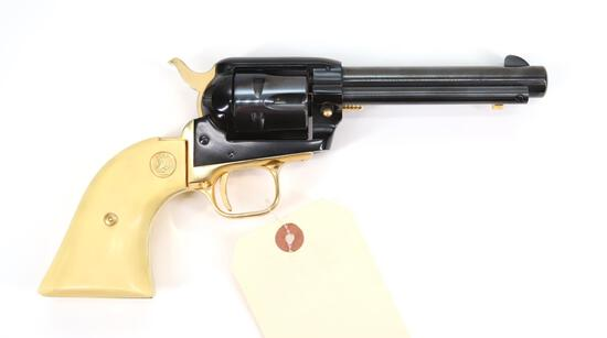 Colt Frontier Scout Gen Meade Pennsylvania Campaign Commemorative Single Action Revolver Cased Set