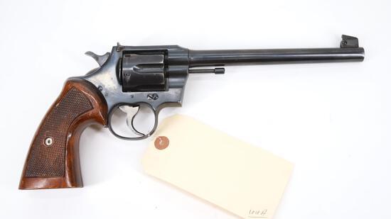 Colt Officer's Model Double Action Revolver