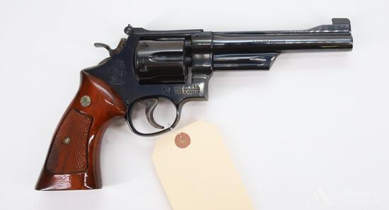 Smith & Wesson 27-2 Double Action Revolver Cased Set