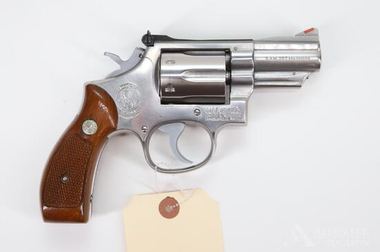 Smith & Wesson 66-1 Double Action Revolver