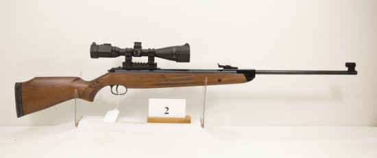 RWS, Air Rifle, 177 cal, 3 x 9 Scope