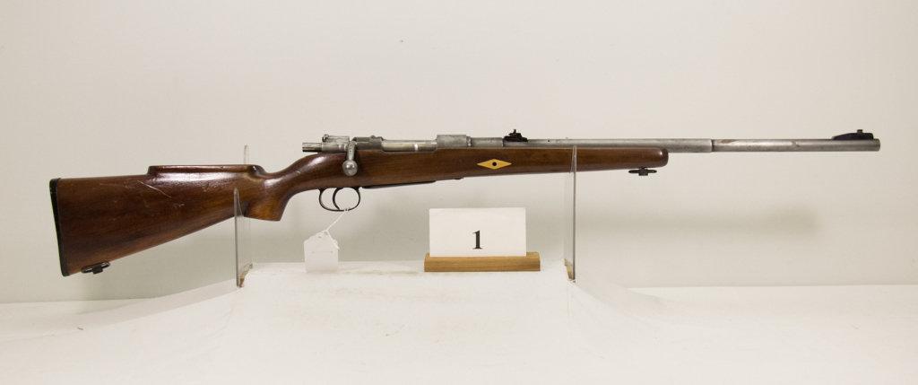 Military Fabrica De Arms, Model 1921, Rifle,