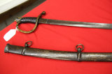 Sword, Possibly Civil War, Unmarked with