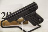 Sundance, Model A-25, Semi Auto Pistol, 25 cal,