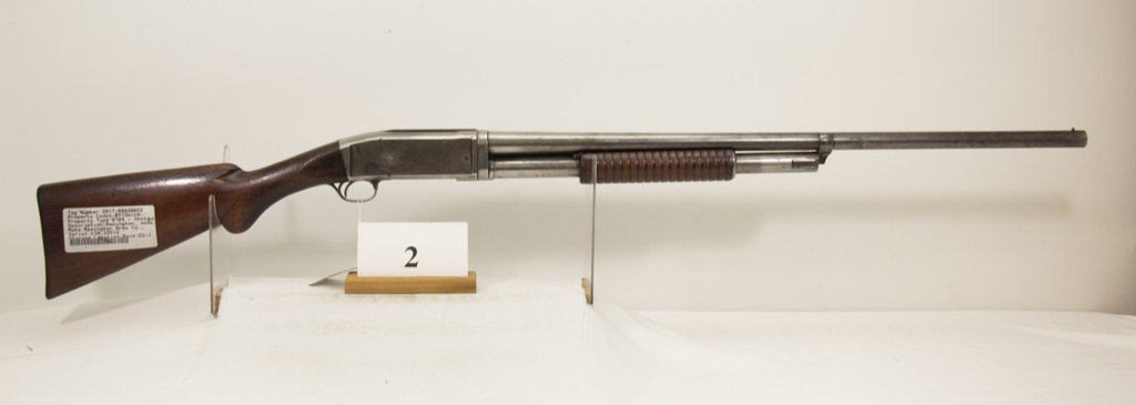 Remington, Model 10, Pump Shotgun, 12 ga,