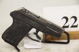 Kel-Tec, Model P3AT, Semi Auto Pistol, 380 cal,