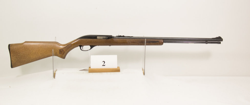 Marlin Glenfield, Model 60, Semi Auto Rifle, 22 cal,