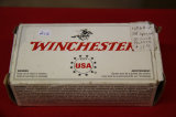 1 Box of 50, Winchester, 38 Spl
