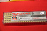 1 Box of 100, Winchester Super X, 22 lr 40 gr