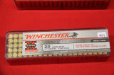 1 Box of 100, Winchester Super X, 22 lr 37 gr