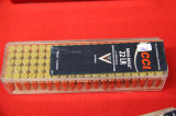 1 Box of 100, CCI Mini Mag, 22 LR 40 gr RN Target