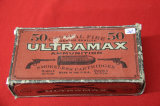1 Box of 50, Ultramax, 45 Schofield 230 gr RDFP