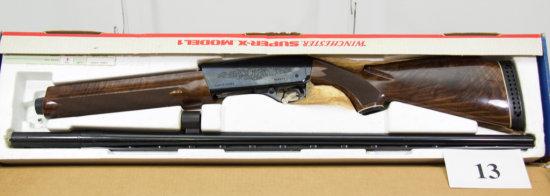 Winchester, Model Super XI, Semi Auto Shotgun,