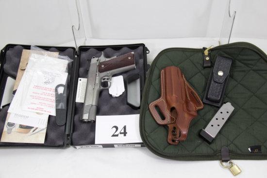 Kimber, Model Gold Match II, Semi Auto Pistol,