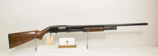 Winchester, Model 12, Pump Shotgun, 12 ga,