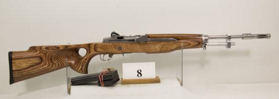 Ruger, Model Mini-14 Ranch, Semi Auto Rifle,