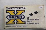 1 Box of 20, Winchester Super X 284 150 gr