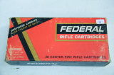 1 Box of 20, Federal 243 Win 100 gr Soft Point