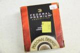 1 Box of 20, Federal Premium Personal Defense,