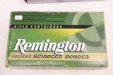 1 Box of 20, Remington Premier Scirocco Bonded