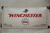 1 Box of 40, Winchester 22-250 Rem 45 GR JHP