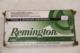 1 Box of 50, Remington 38 Super Auto + P, 130 gr