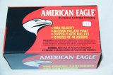1 Box of 400, American Eagle 22 cal 38 gr HP
